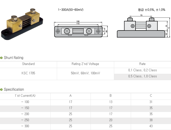 Dae-Boong Electric General / Standard Type ME-Series 1