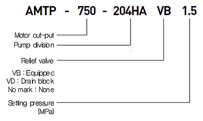 A-ryung machinery  AMTP-HA Type