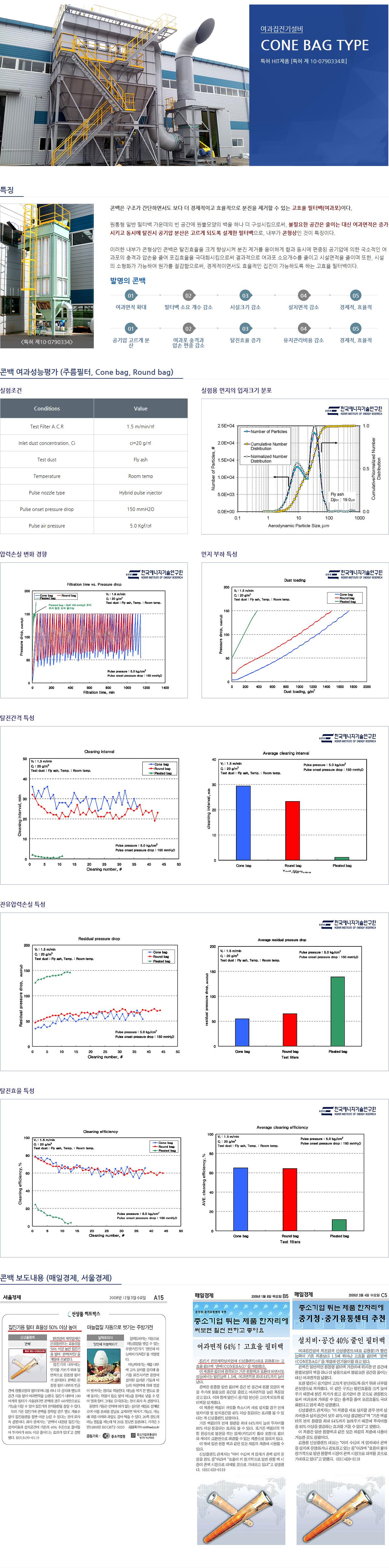 (주)신성플랜트 여과 집진기 설비  2