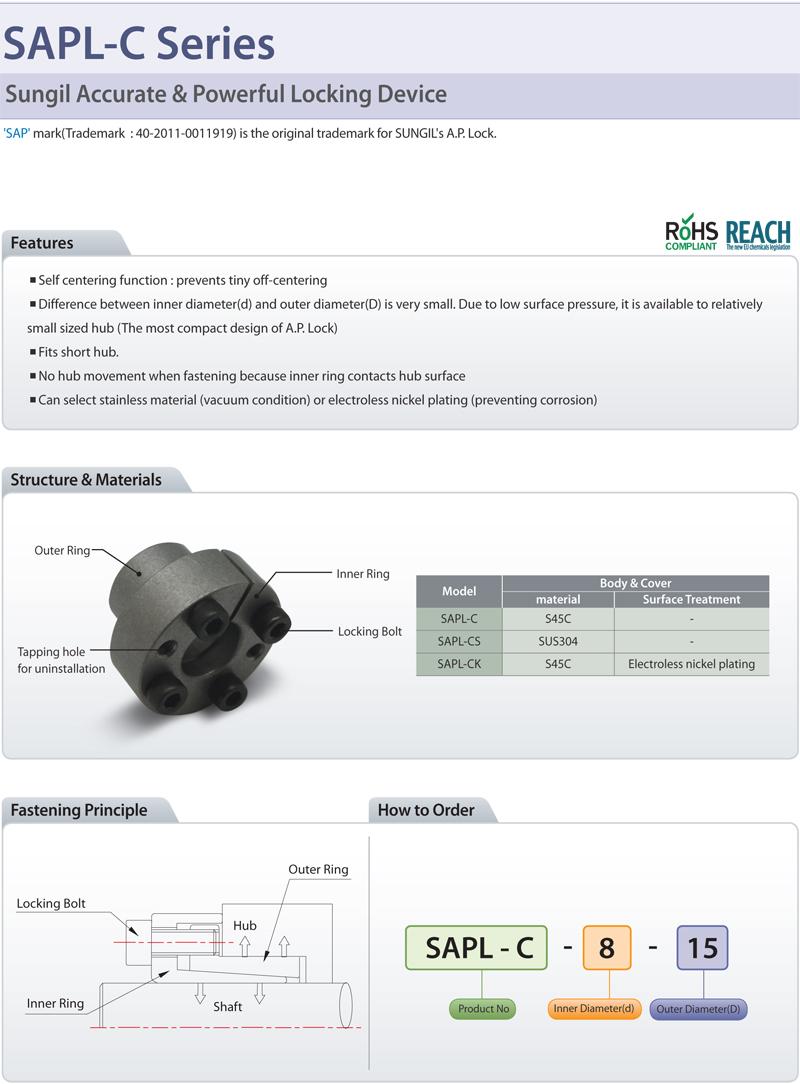 Sung-il Machinery  SAPL-C Series