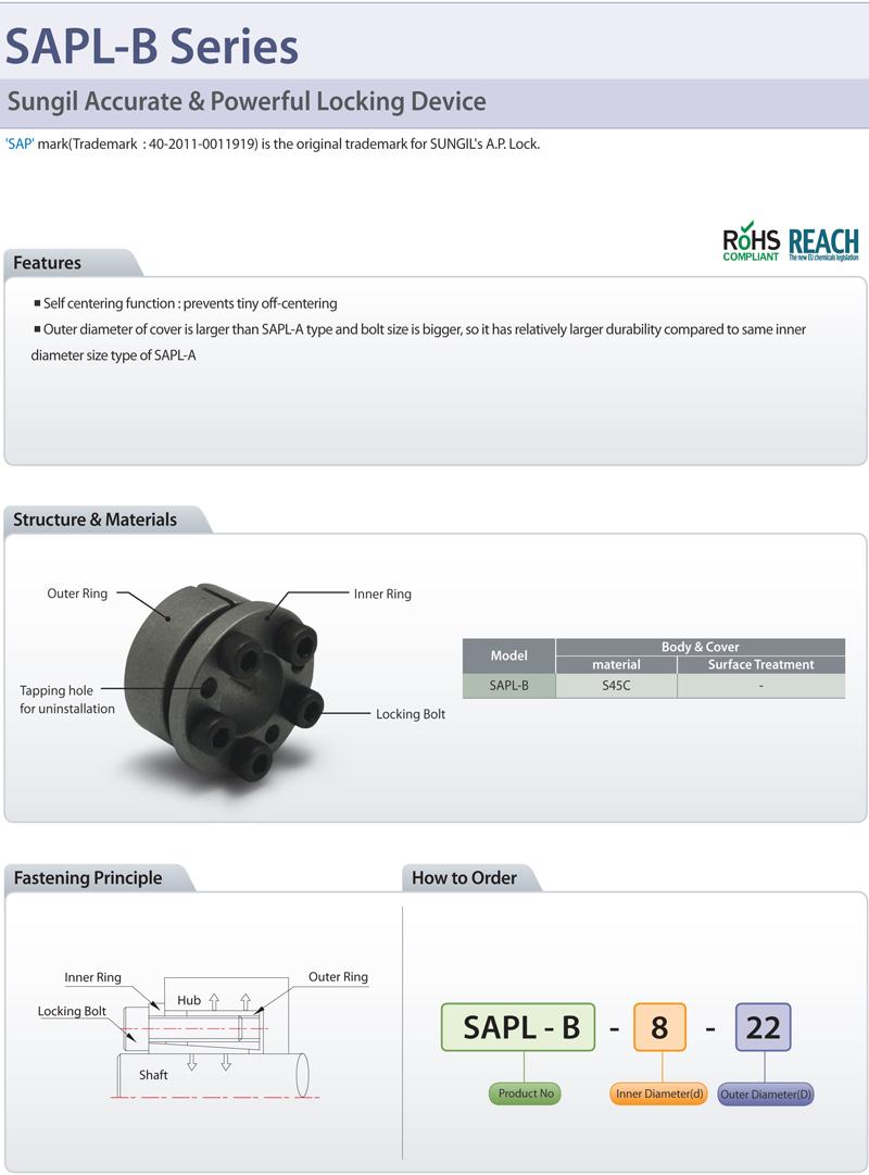 Sung-il Machinery  SAPL-B Series