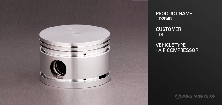 DONGYANG PISTON For Industrial  1
