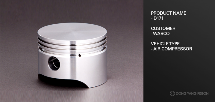 DONGYANG PISTON For Industrial  2