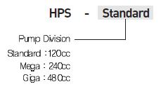 A-ryung machinery  HPS Type