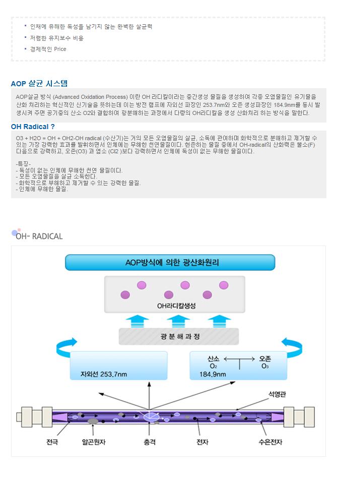 (주)종합기계 AOP System  1