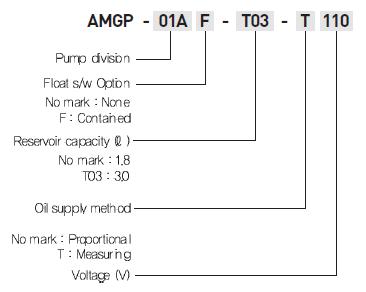 A-ryung machinery  AMGP-01A(F) Type
