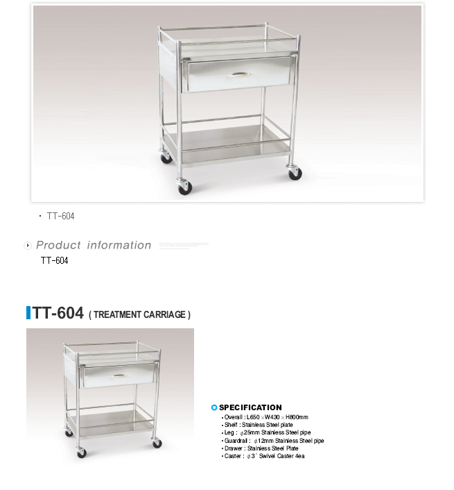 TAEDONG PRIME Examination Table  2