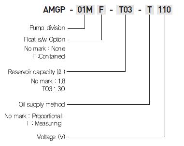 A-ryung machinery  AMGP-01M(F) Type