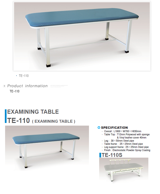 TAEDONG PRIME Examination Table  5