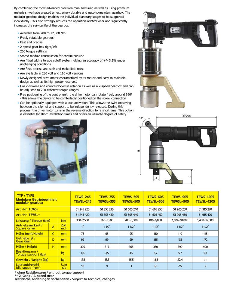 DAEHA JWEL Electric Torque Wrench  1