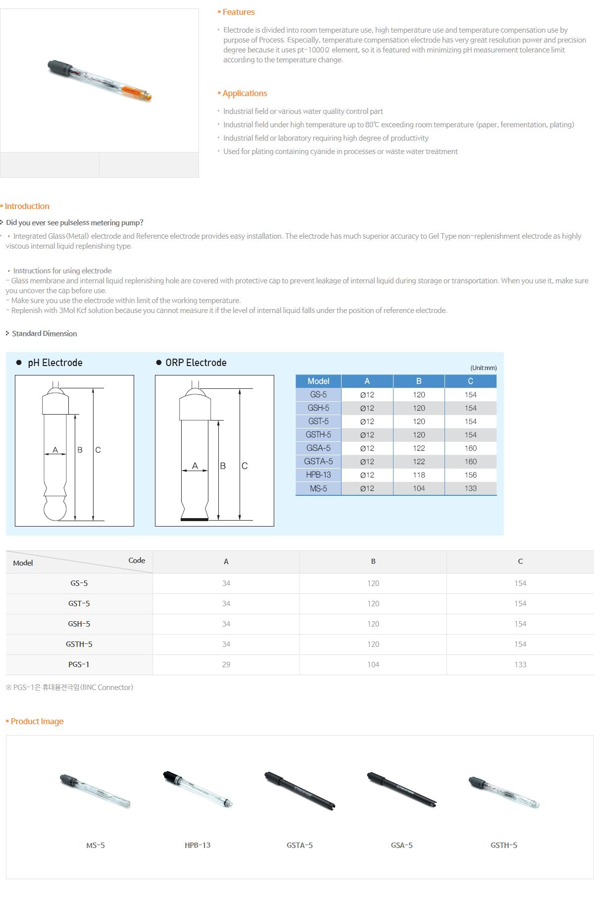 Cheonsei pH/ORP Controller & Sensor  2