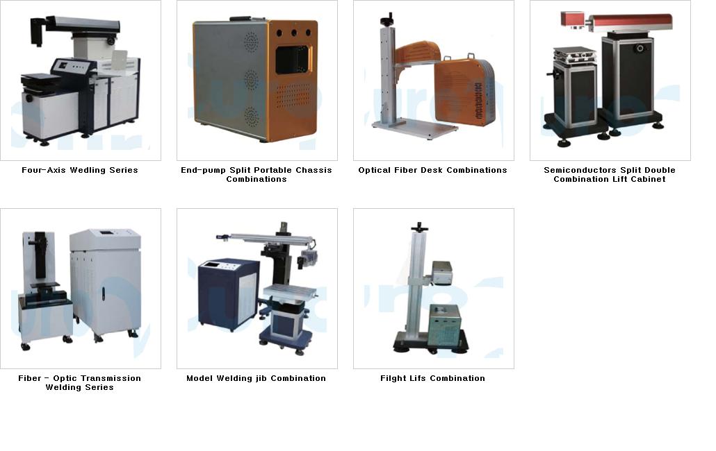 Euro Vision Laser Conbinations & Series