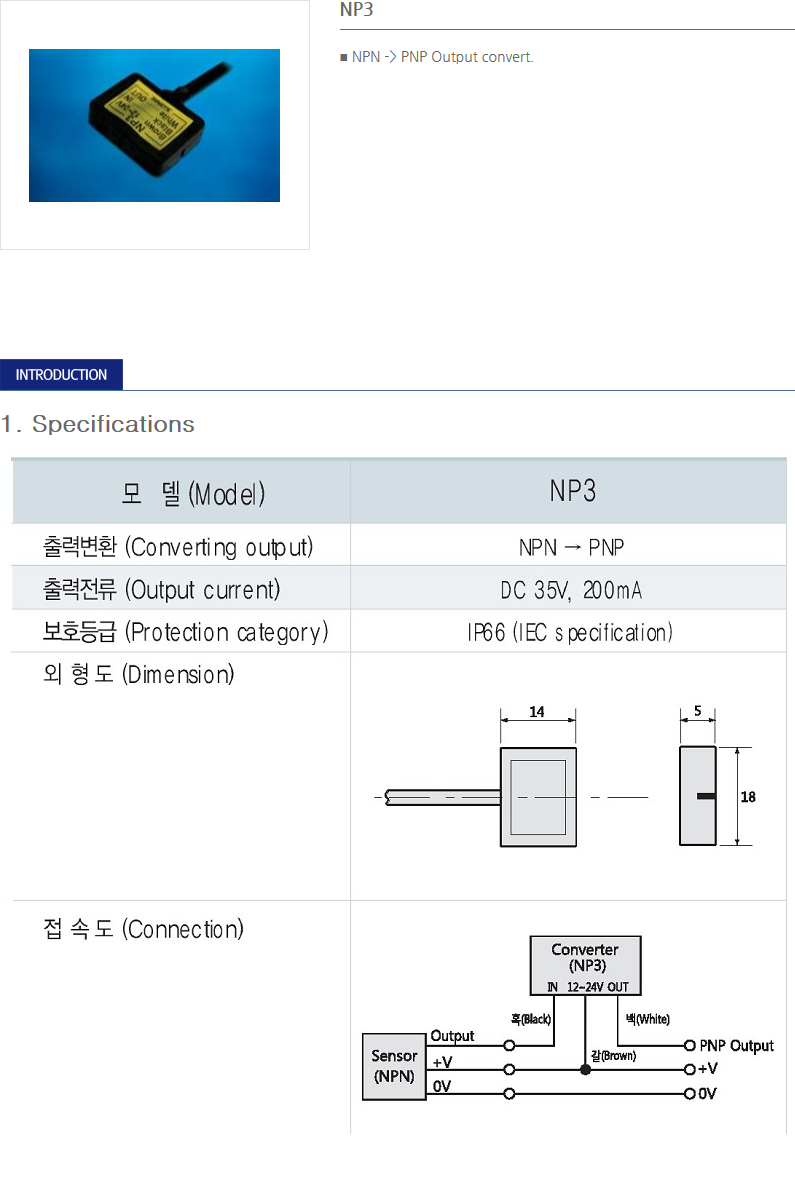 SANIL Output Transformer  1