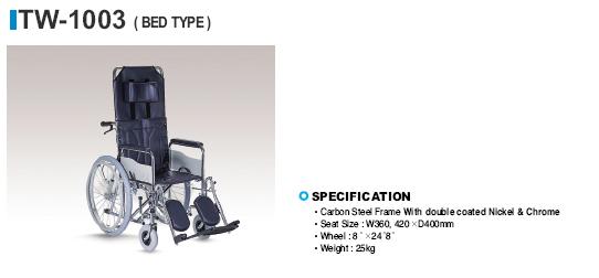 TAEDONG PRIME Ward Equipment  9