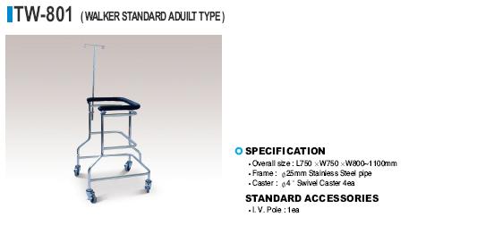 TAEDONG PRIME Ward Equipment  12