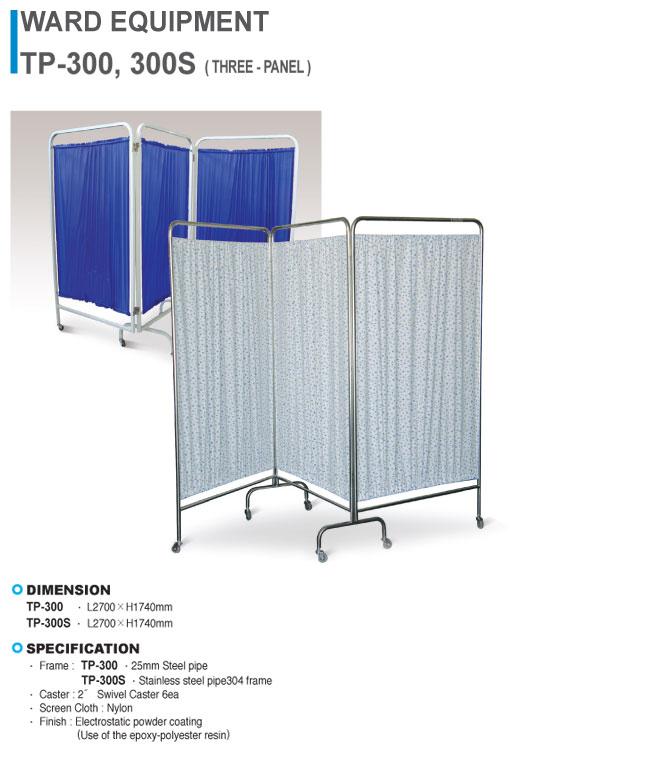 TAEDONG PRIME Ward Equipment  13
