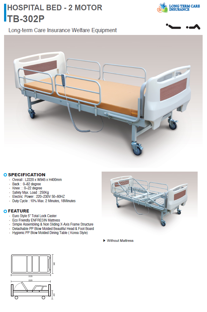 TAEDONG PRIME Home Care Bed  1