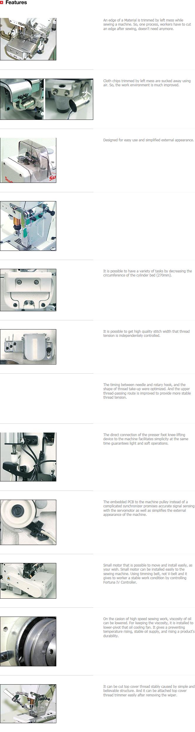 SunStar Interlock SC7310 Series 1