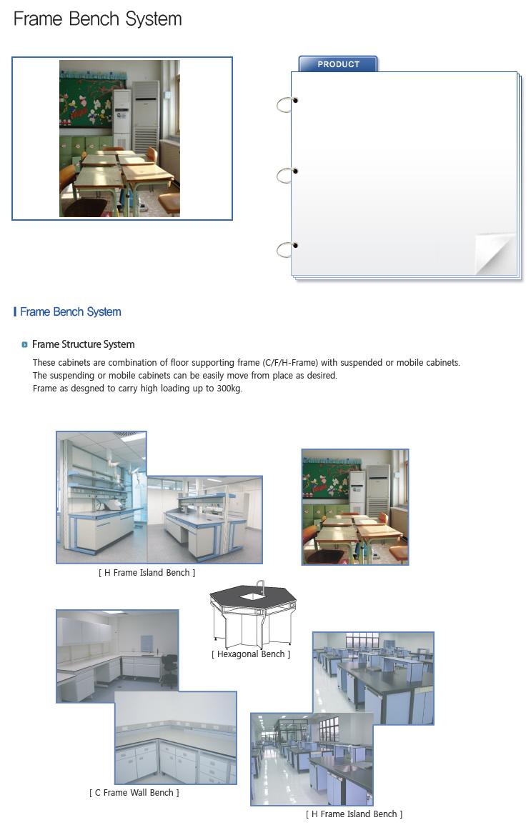 LABTECH Frame Bench System