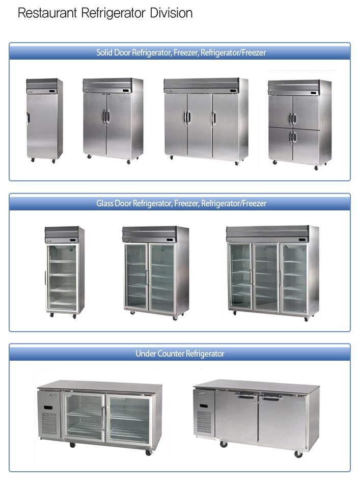 LABTECH Restaurant Refrigerator Division