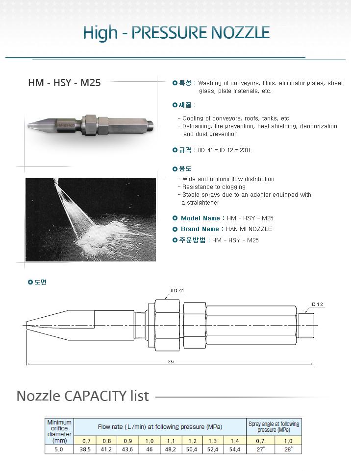 (주)한미노즐ENG Nozzle  12