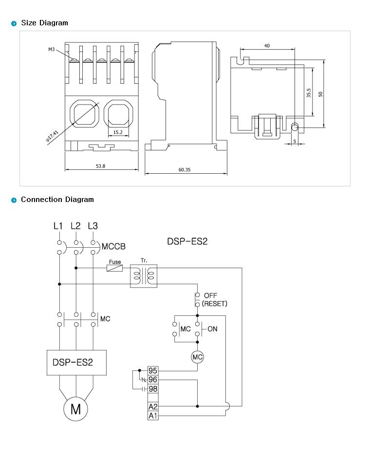 SamWha DSP Over current,Window type DSP-ES2(06/30/60/120) 1