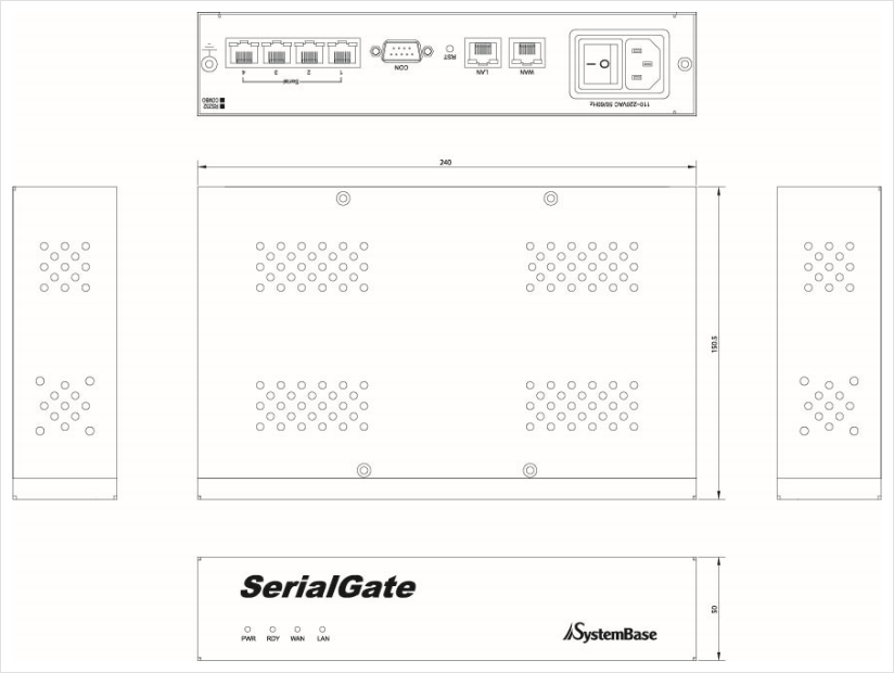 SystemBase  SG-1080 2