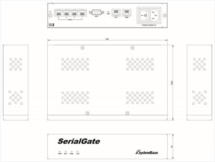 (주)시스템베이스  SG-1080 5