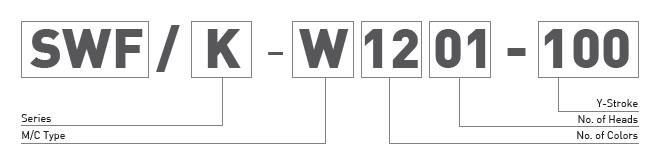SunStar Single Type (Wide Type) SWF/K Single Series