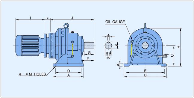 Changshin Machinery MFG Horizontal Type MFSH Series 2