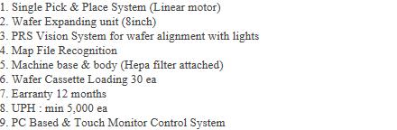 AP-Tech Pick & Place System APP-L10