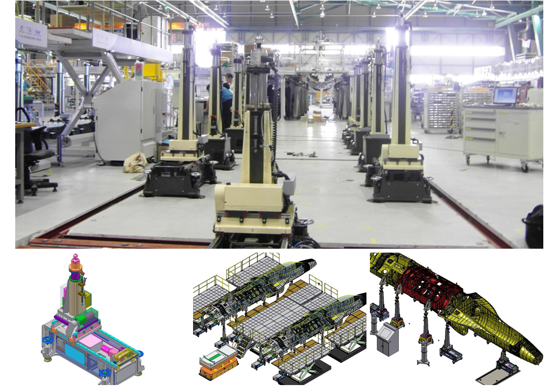 Daemyung Engineering FASS(Fuselage Automated Splice System)