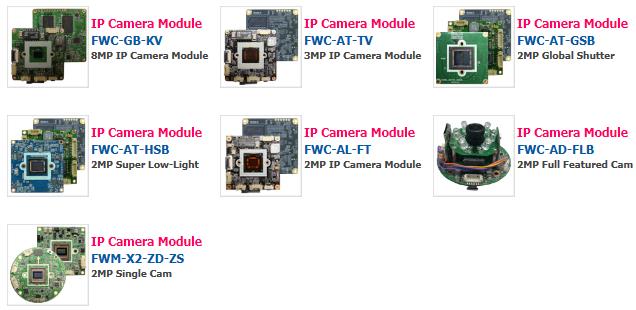 Seyeon Tech IP Camera Module