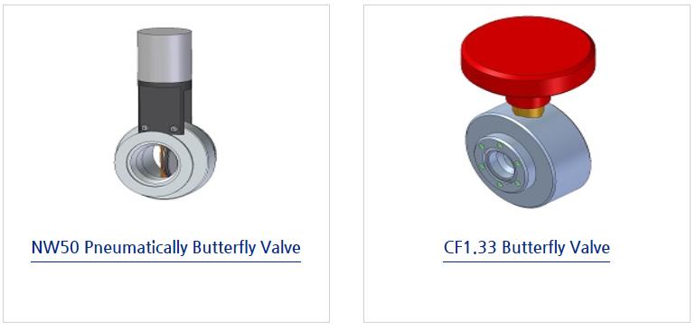 Motech Vecuum Valve