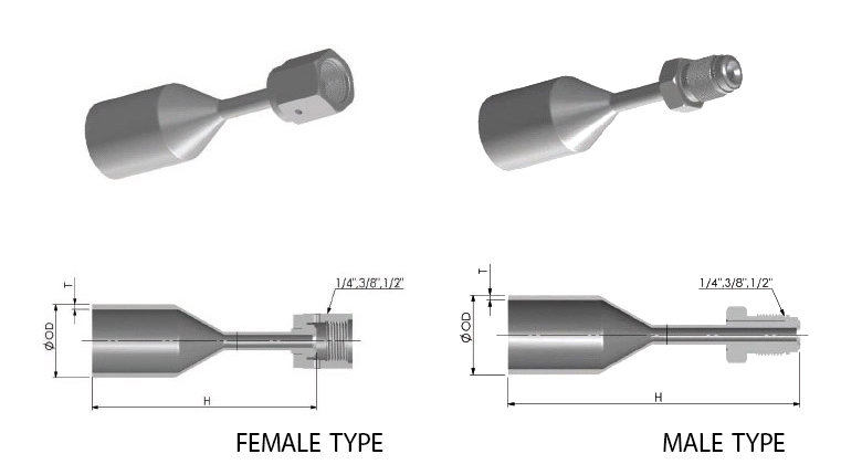 ASFLOW Joint Reducer