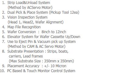 AP-Tech Flip Chip Bonding System FCB-1000
