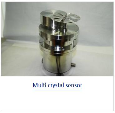 Motech Vecuum Crystal Sensor