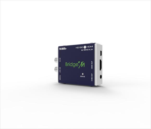 (주)디지털포캐스트 Bridge M Series (Micro Type Converter)  14