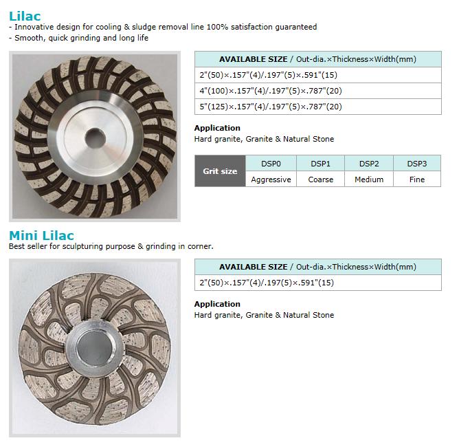 Dongsin Diamond Industrial Cup Wheel  2