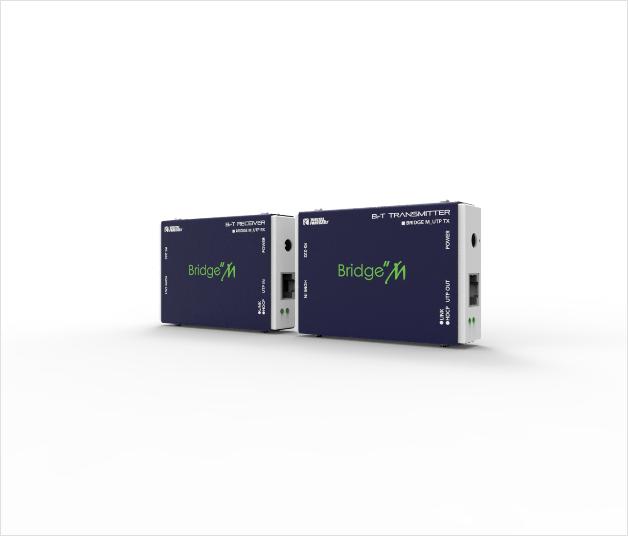 (주)디지털포캐스트 Bridge M Series (Micro Type Converter)  9