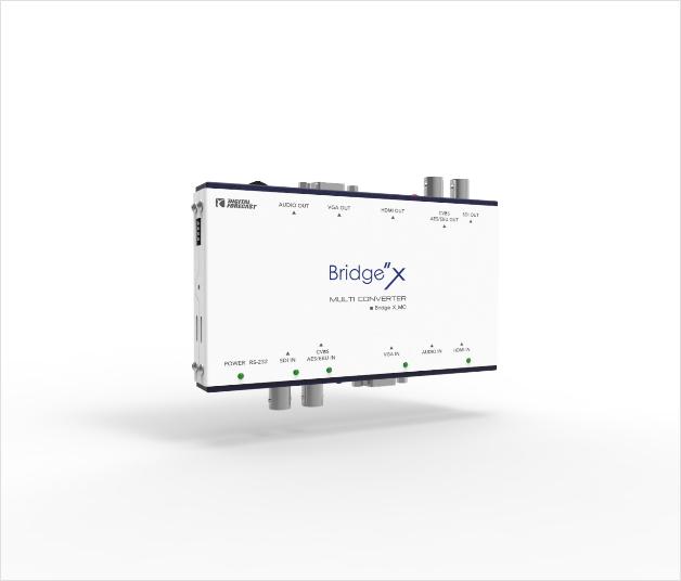 (주)디지털포캐스트 Bridge X Series  12