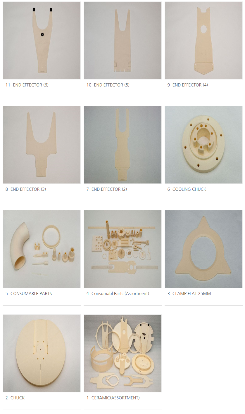 BCnC Ceramic Parts  1