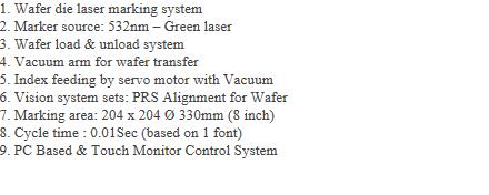 AP-Tech Laser Marker WML-10A