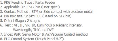AP-Tech Test Handler System LCT-1000