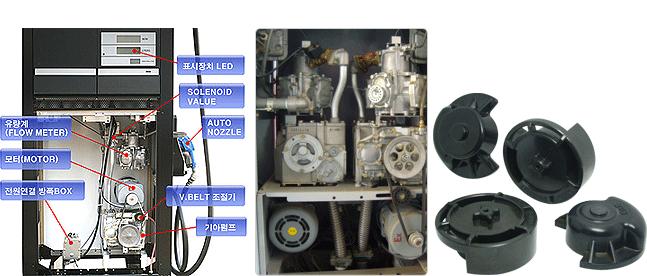 KD Seal Tech Lubricator & dispense parts