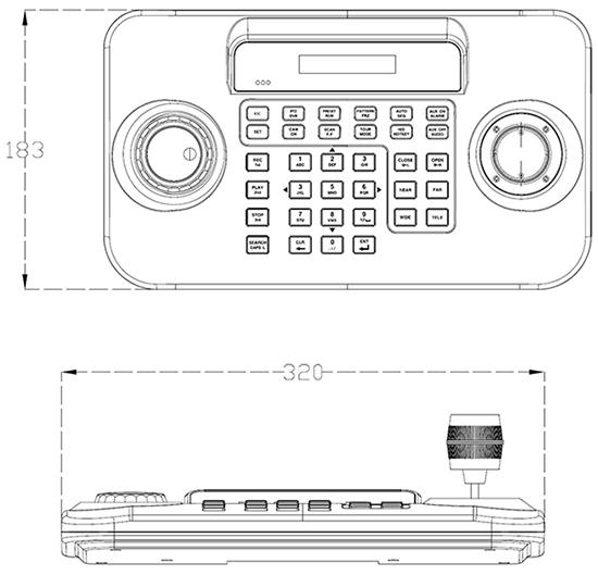 Camlux Controller SWAN-Controller 1