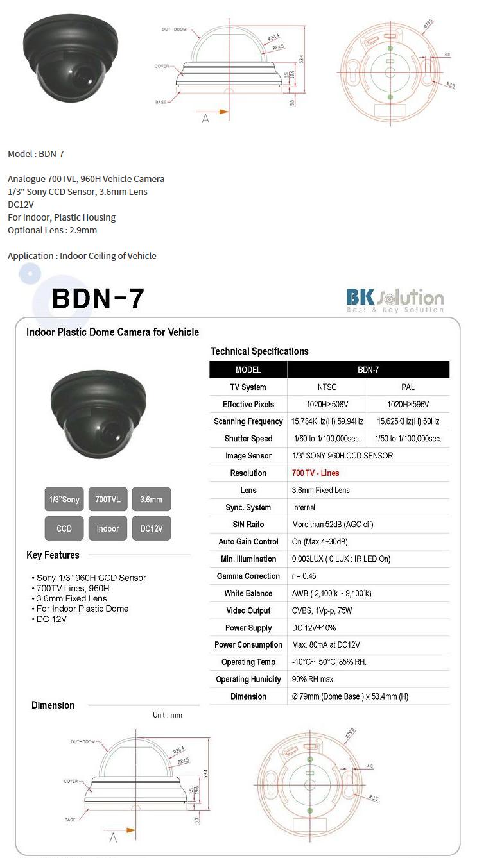Bk Solution  BDN-7