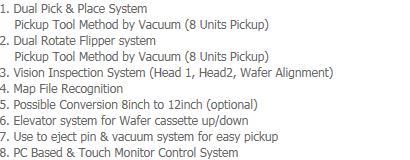 AP-Tech Flip Chip Bonding System FCB-80