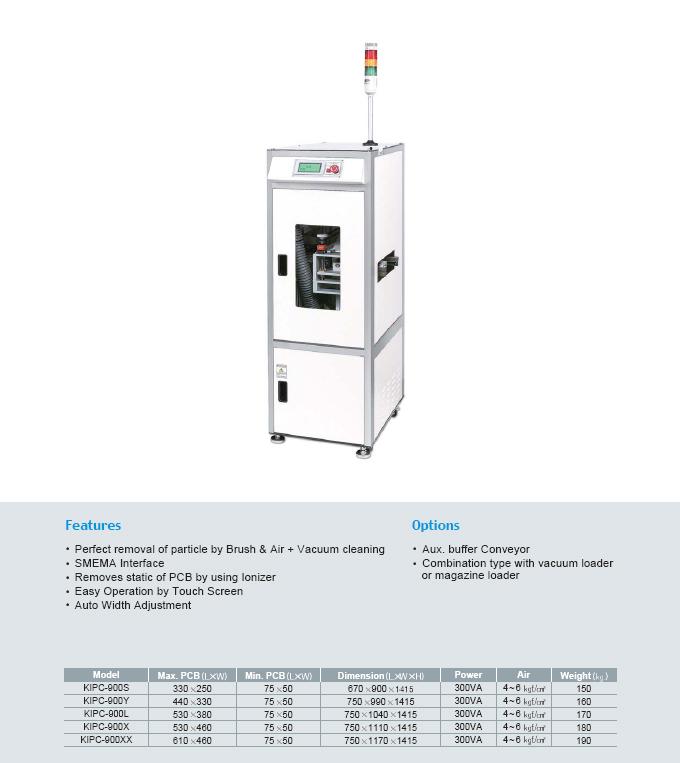Kiheung FA PCB Cleaning Conveyor KIPC-Series