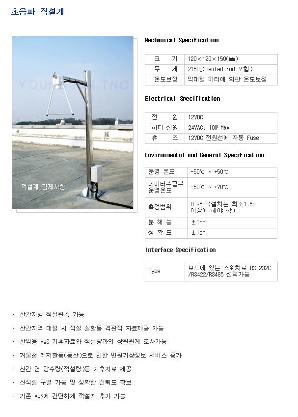 영전TNC 적설계 EWR700XD 1